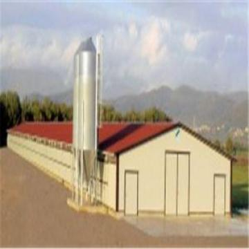 Steel Structure Confined Poultry House/Chicken House (KXD-PCH1) chicken house