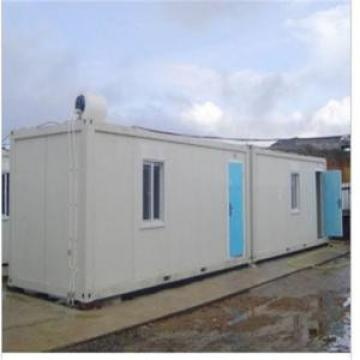 Prefabricated Steel Structure Container House Container House