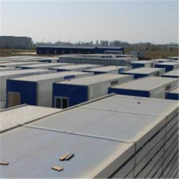 Durable Steel Structure Prefabricated 20ft Container House for Accommodati Container House