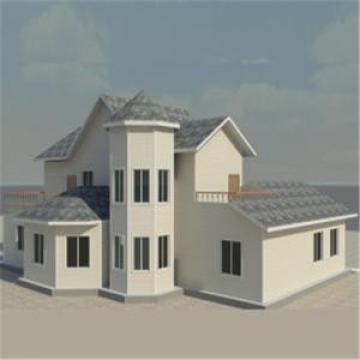 Beautiful Light Steel Structure Prefabricated Luxury House Villa Light steel villa