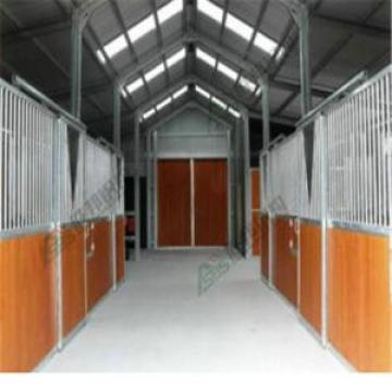 Modular North America Horse Shed Poultry House&Shed
