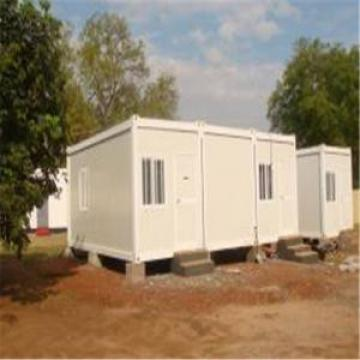 20ft Container House for Temporary Camp strong container house