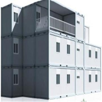 Movable Container House for Temporary Living strong container house