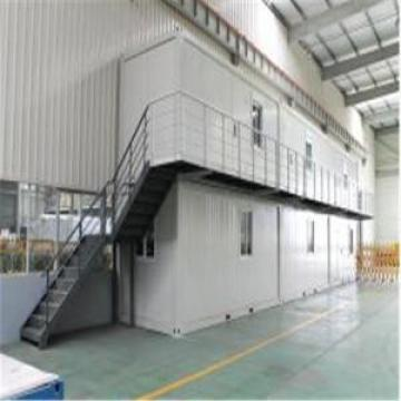 Two Floor Container House for Office/Storage (PTH1502) strong container house