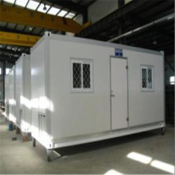 Prefab Container House for Storage in Chile strong container house
