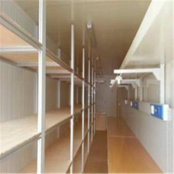 20ft Sandwich Panel Storage Shipping Container House strong container house