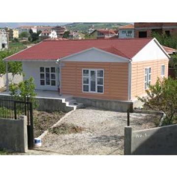 Labor Dormitory Steel Prefab House With Light Steel Structure