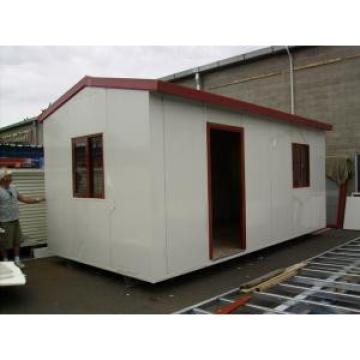 Mobile Prefabricated Portable Modular Homes As Offices Anti-Wind