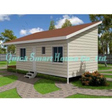 Prefabricated Portable Modular Homes With Multiple Plywood Floor