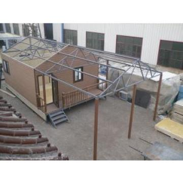 Economical Light Steel Structure House , Modern and Small Homes For Renting
