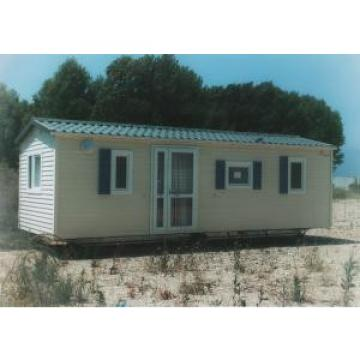 Strong Waterproof Light Steel Structure House, Prefabricated Holiday Housing