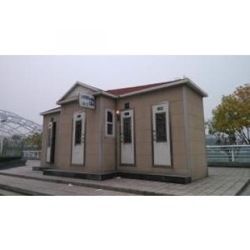 Lightweight Steel Structure Homes , Prefabricated Holiday Housing By Sea
