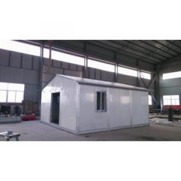 Anti-Rust Light Steel Structure House , Modern Prefab Villa With Patio