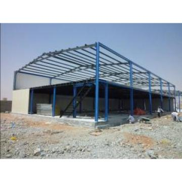 Structure Pre Fabricated Steel Buildings