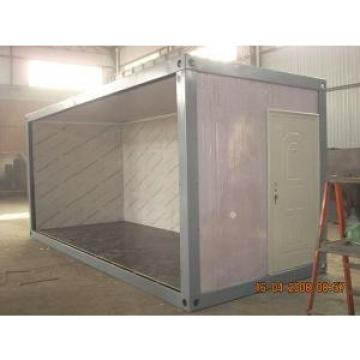 Bolts Folding Container Kiosk , 16ft Showing and Shop Kiosk