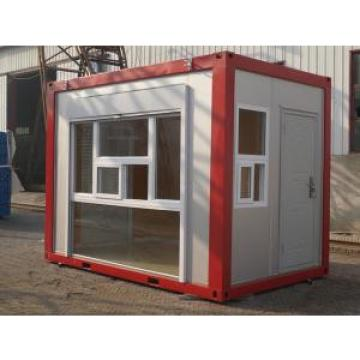 Small Relocatable Container Kiosk Portable Reusable For Showing and Exhibition