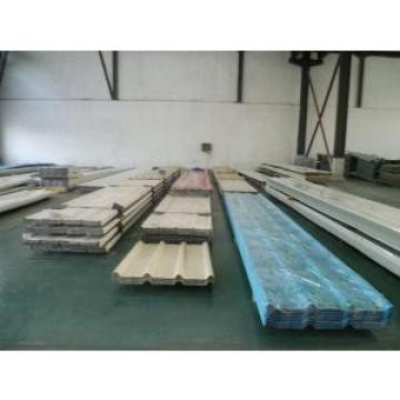 Galvanized Corrugated Color Steel Sheet With Waterproof , Fire Insulation