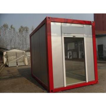 Foldable Container Kiosk Long Lifespan As Outside Shop