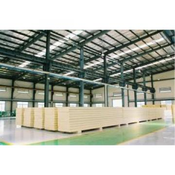 PU Insulated Sandwich Panels With Color Galvanized Steel Sheet