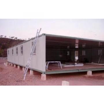 Portable Folding Container House , Durable Small Prefabricated House