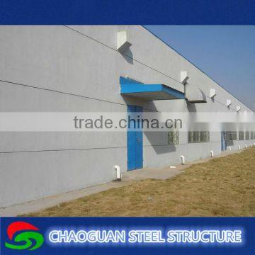 Light steel frame buildings as warehouse