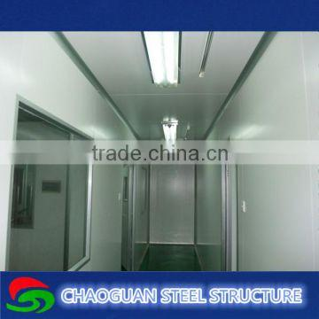 Stable light steel frame factory