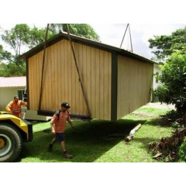 Prefab Light Steel Structure Homes , Comfortable Steel Structure Relaxing Villas #1 image