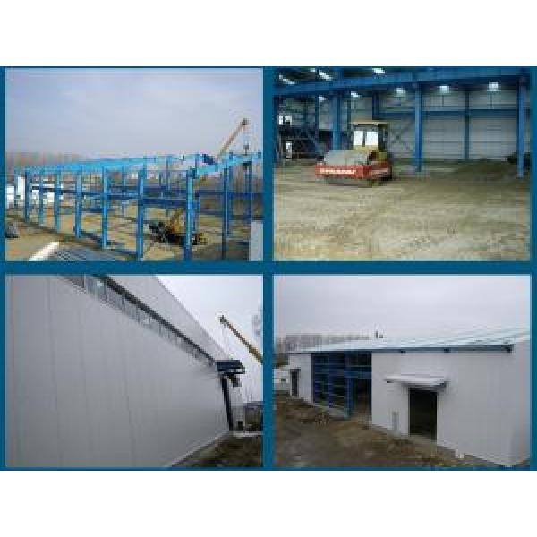 Commercial Prefabricated Steel Building With Earthquake Resistance #1 image