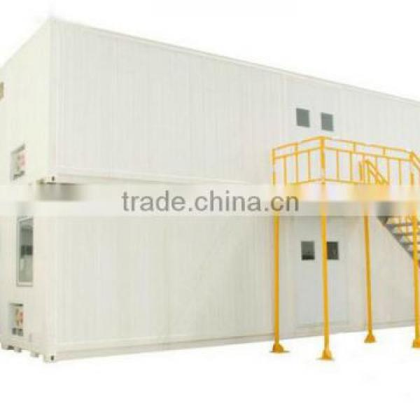 hot selling container module house for sale from China to Egypt #1 image