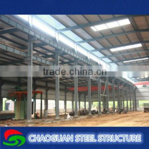 Stable light steel frame factory #1 image