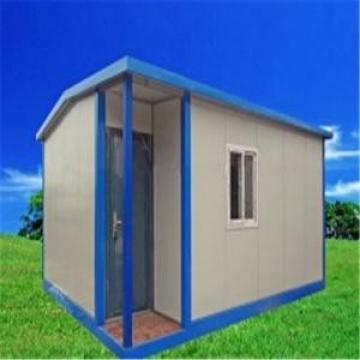 Prefabricated House/ Manufactured Homes (Model 006)2 Bedroom Modular Homes