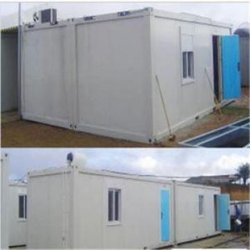 Low Cost Movable Container House Container House