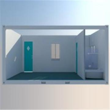 Flat Pack Container House Ptj-8X20b Container House