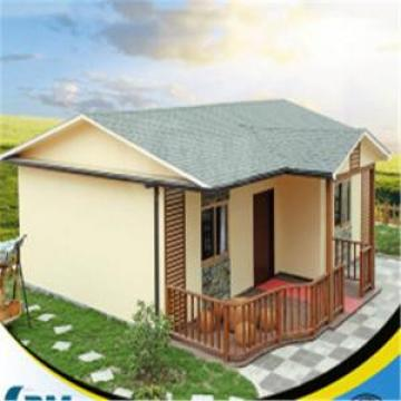 Hot Sale Luxury Modular Villa House Vh008-1 house with granny flat