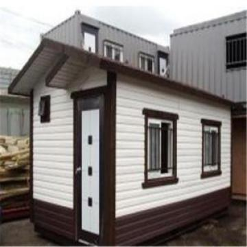Container House for Labor Camp house with granny flat