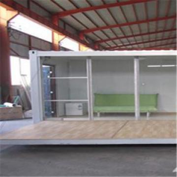 Low Cost and Luxry Container House with Fast Buingding (SZM521) house with granny flat