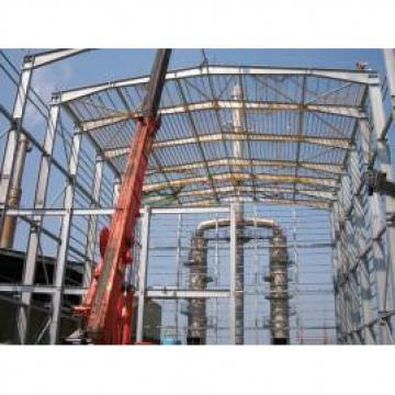 Steel High Rise Industrial Building with Light Frame Industrial Steel Structure building