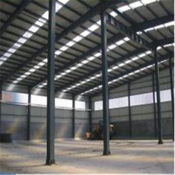 Prefabricated Industrial Building- Steel Structure Industrial Steel Structure building