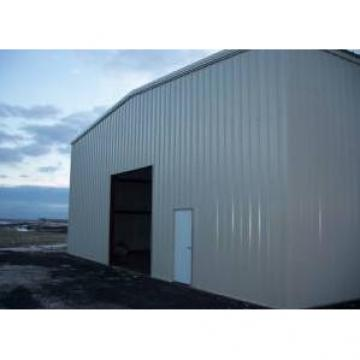 Economic Cost Industrial Metal Building (SS-338) Industrial Steel Structure building