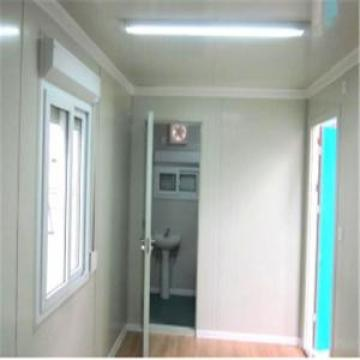 20ft Container Home for Camping/Hotel/Apartment/Office office container