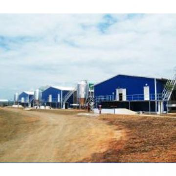 Automatic Poultry Farm Structures for Chicken Broiler House Poultry House&Shed