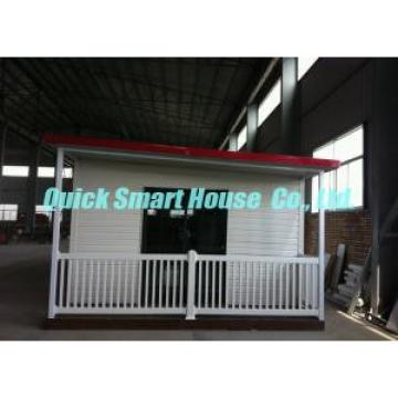 Light Steel Prefabricated Guard House And Homes With Fast Installation