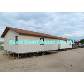 Sandwich Panel Prefabricated House , Simple Custom Modular Homes