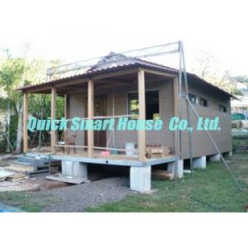 OEM Safe Prefabricated House Kits For Dormitories , Hospitals