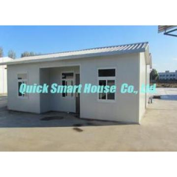Sandwich Panel Prefabricated House Portable For Temporary Housing