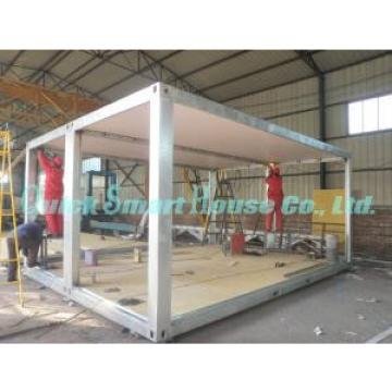 Flat Pack Folding Container House With Steel Security Door