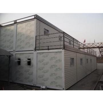 Waterproof Prefab Container House Heating Insulation For Labor Dormitory