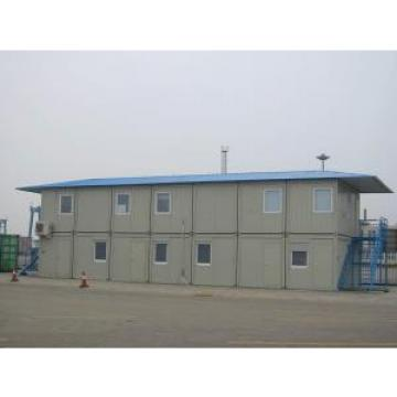 Folding Steel Mobile Prefab Modular Homes Fireproof For Warehouse