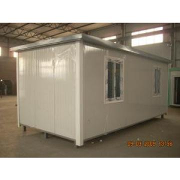 Folding Mobile Modular Homes Heating Insulation With Steel Structure