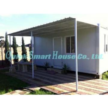 Custom Light Insulated Mobile Modular Homes With Steel Security Door